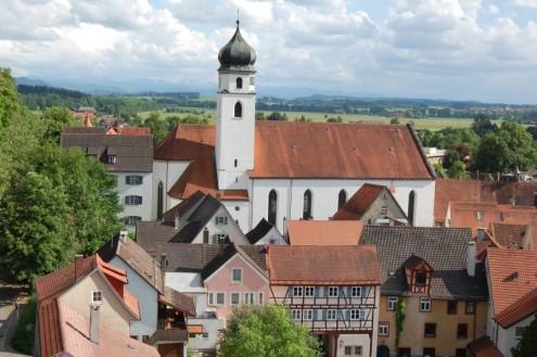 Martinskirche  Leutkirch (Foto: Carmen Notz)